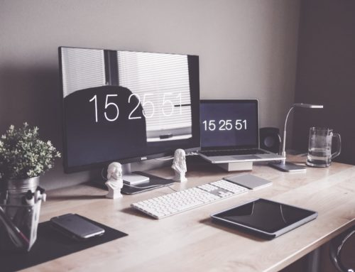 9 Desk Organization Tips for a Clean and Productive Workspace